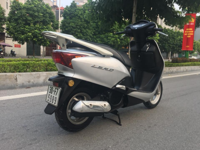Honda Lead 110 Fi kim phun dien tu bien Ha noi - 6