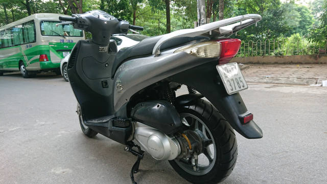 Honda Ps 150i 2008 chuan nhap Y doi cuoi HN nguyen ban su dung 30tr800