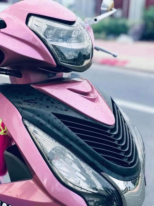 Honda Vision do tao diem nhan bang hoi tho Akrapovic day uy luc - 4