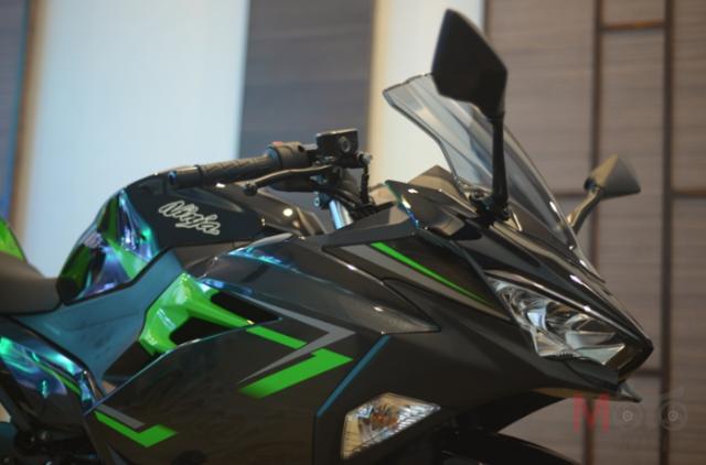 Kawasaki Ninja 400 phien ban dac biet 2019 Hight Grade Edition - 5