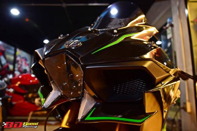 Kawasaki Ninja H2 ve dep khoi tao tu Sieu pham Superbike - 3