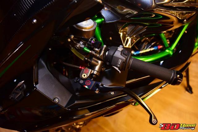 Kawasaki Ninja H2 ve dep khoi tao tu Sieu pham Superbike - 7