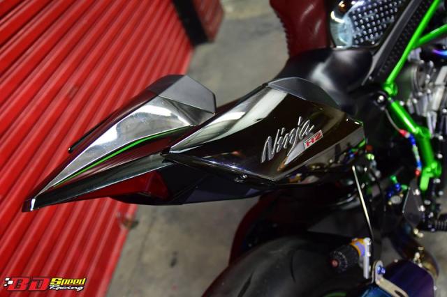 Kawasaki Ninja H2 ve dep khoi tao tu Sieu pham Superbike - 9