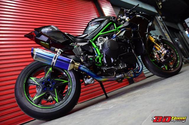 Kawasaki Ninja H2 ve dep khoi tao tu Sieu pham Superbike - 18