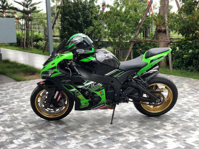 Kawasaki ZX10R ban nang cap don gian day lich lam - 3