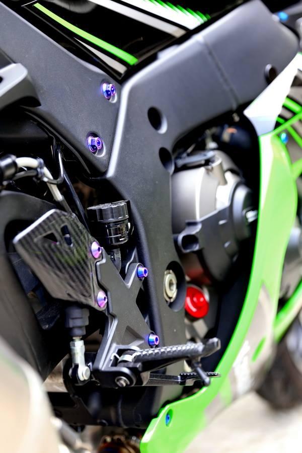 Kawasaki ZX10R ban nang cap don gian day lich lam - 6