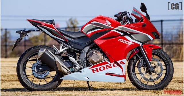 Lieu Honda CBR500R 2019 co thay doi thiet ke giong nhu CBR250RR - 2