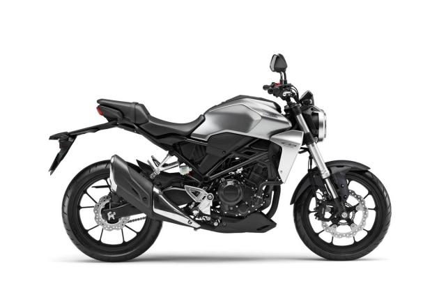 Lo hinh anh thiet ke khung suon moi cua Honda CB250F 2019 - 4