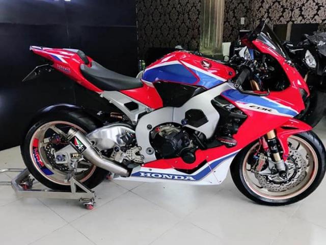 Can ban CBR1000rr SP2 12018 ban limited 500 chiec toan thoi gioi 1 chu dap thung tai Kenmotor - 2
