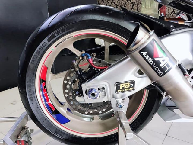 Can ban CBR1000rr SP2 12018 ban limited 500 chiec toan thoi gioi 1 chu dap thung tai Kenmotor - 3