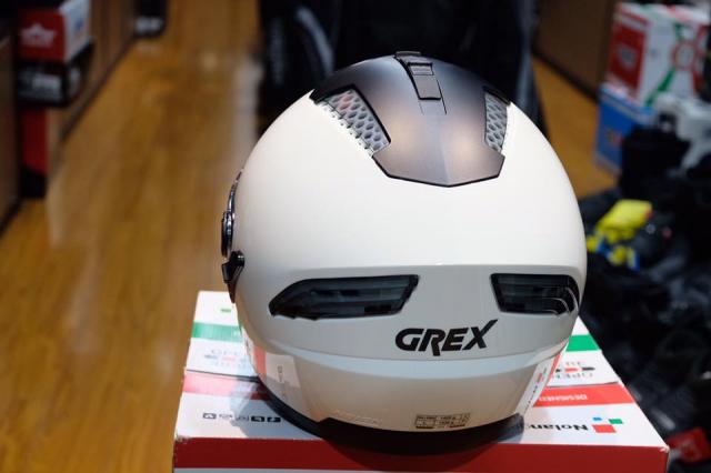 Nolan Grex G42 Metal White 4 - 3