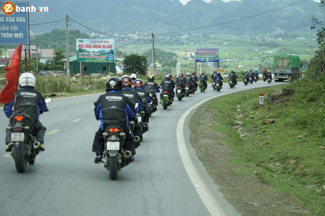 Phan II Exciter 150 2019 cung hanh trinh xuyen Viet 3500 km tu Sai Gon den Ha Giang - 5