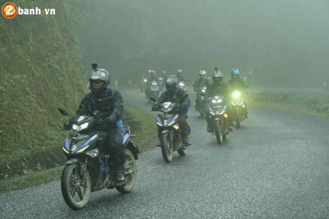 Phan II Exciter 150 2019 cung hanh trinh xuyen Viet 3500 km tu Sai Gon den Ha Giang - 25