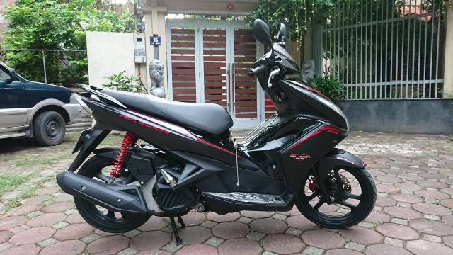 Rao ban Honda Air blade 125fi Black Edition den mo chinh chu bien HN - 2