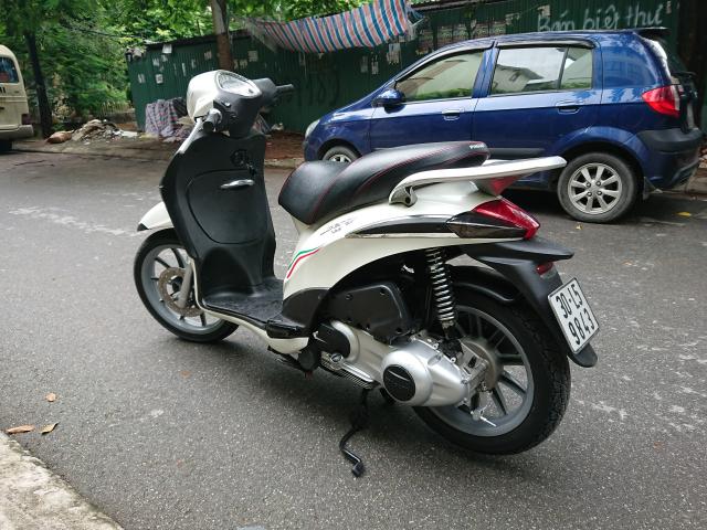Rao ban Liberty nhap Y 2011 Trang cuc chat va moi chinh chu su dung