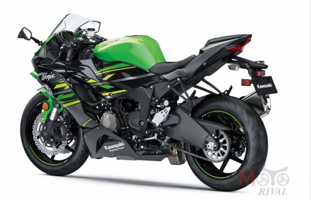 So sanh giua Kawasaki ZX6R 2019 va Yamaha R6 2018 - 7