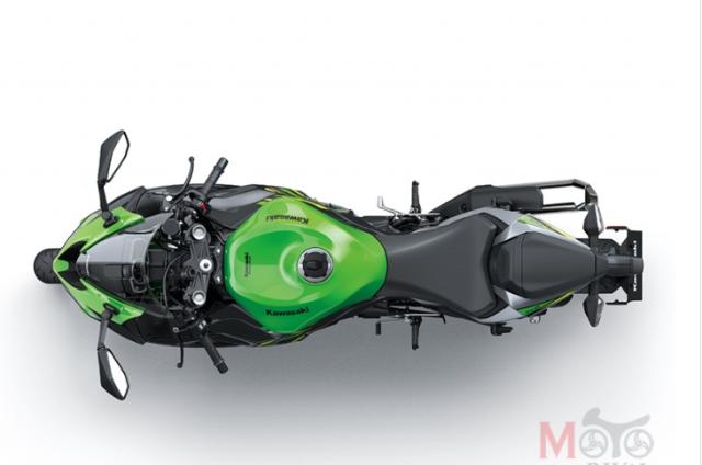 So sanh giua Kawasaki ZX6R 2019 va Yamaha R6 2018 - 11