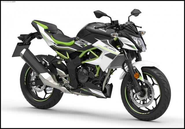 Thong so ky thuat Kawasaki Z125 ABS 2019 vua duoc cong bo - 3