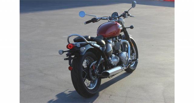 Triumph Bonneville Speedmaster xe dep zin leng keng - 4