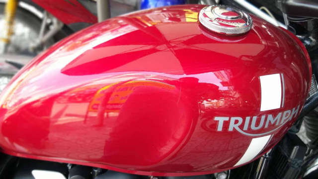 Triumph Street Twin - 6