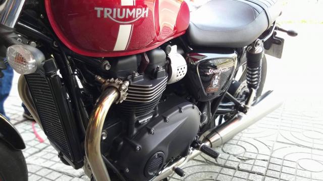 Triumph Street Twin - 4
