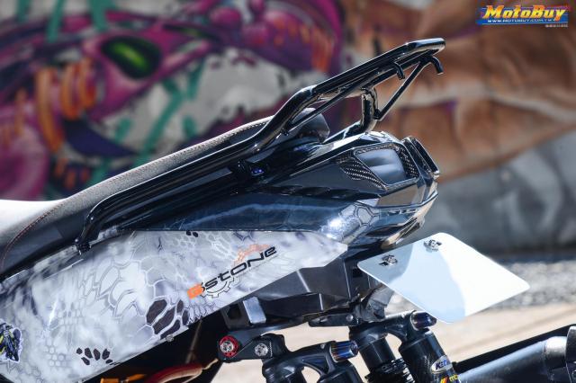 Yamaha BWS 125 2018 do dan chan doc nhat vu tru cua biker xu Dai - 8