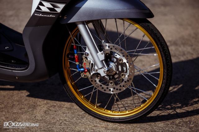 Yamaha Fino Chiec xe tay ga day suc quyen ru voi nang cap day gia tri - 8