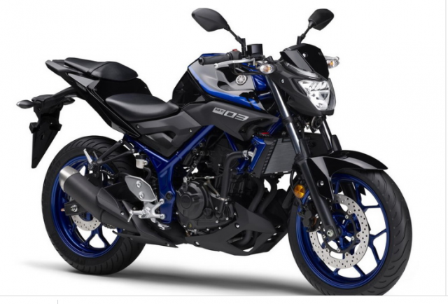 Yamaha MT03 2019 sua doi thiet ke theo dan anh MT09 trong nam toi - 4