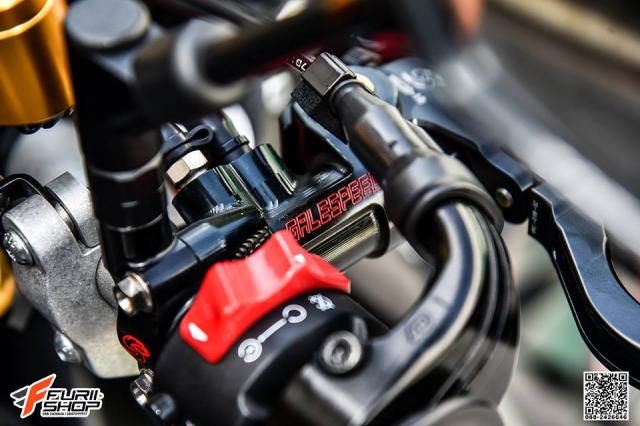 Yamaha MT09 day tuoi tan voi dan trang bi dinh dam - 5