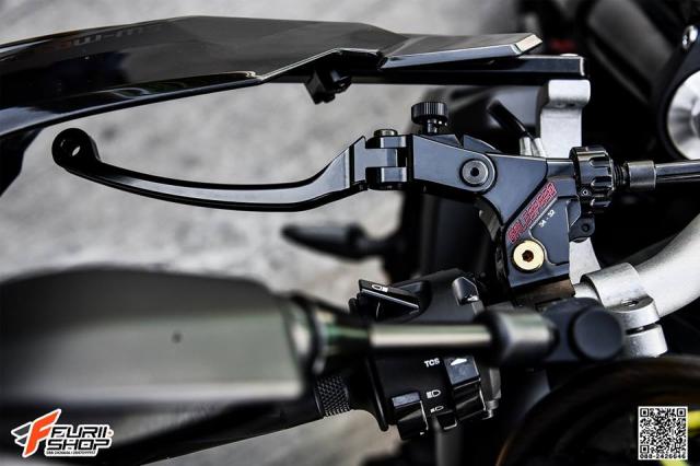 Yamaha MT09 day tuoi tan voi dan trang bi dinh dam - 7