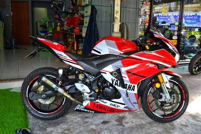 Yamaha R3 ham ho theo phong cach MotoGP - 7
