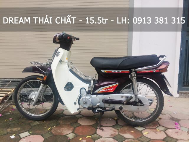 DREAM THAI nguyen Zin bien 29D2Nam so 15tr500 - 2