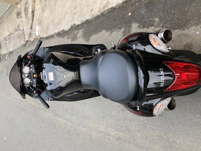 __ Ban SUZUKI Hayabusa 1300cc Than gio odo 1300km HQCN DKLD T82015 chinh chu dung ban - 11