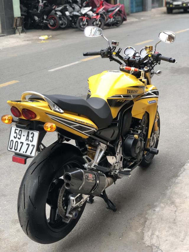 __ Can Ban be YAMAHA FZ1 1000cc Sang ten toan quoc DKLD T72011 chinh chu dung ban Vo mo do