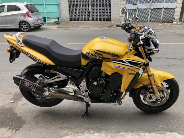 __ Can Ban be YAMAHA FZ1 1000cc Sang ten toan quoc DKLD T72011 chinh chu dung ban Vo mo do - 11