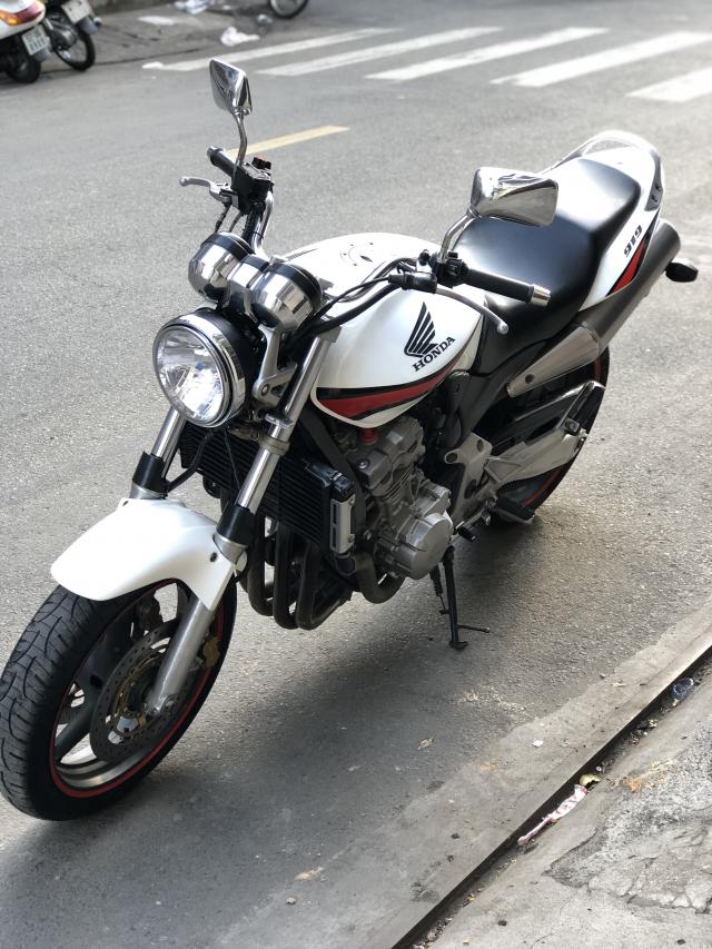 __Can Ban HONDA Hornet 919 date 2005 DkLD 92014 Sang ten toan quoc odo 30000km ngay chu - 8