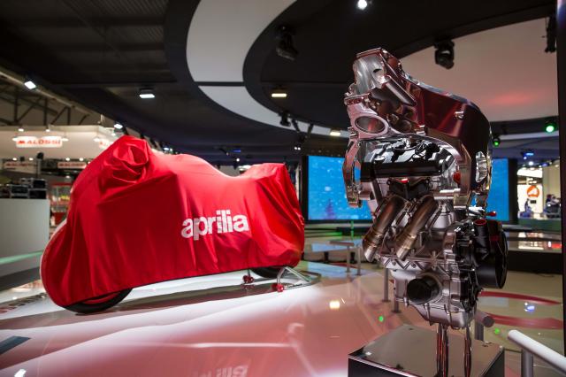 Aprilia RS 660 Concept pha vo gioi han SuperSport