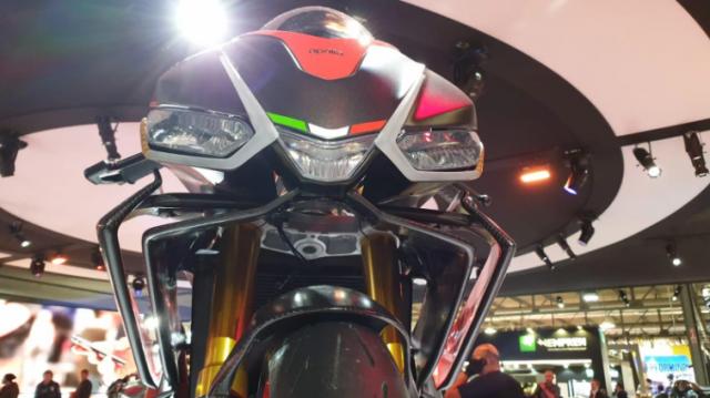 Aprilia RS 660 Concept pha vo gioi han SuperSport - 6