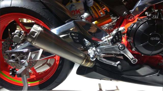 Aprilia RS 660 Concept pha vo gioi han SuperSport - 8