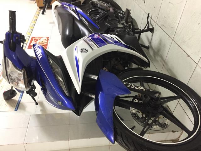 Ban Exciter 135 2013 xanh GP bstp Chinh Chu - 3