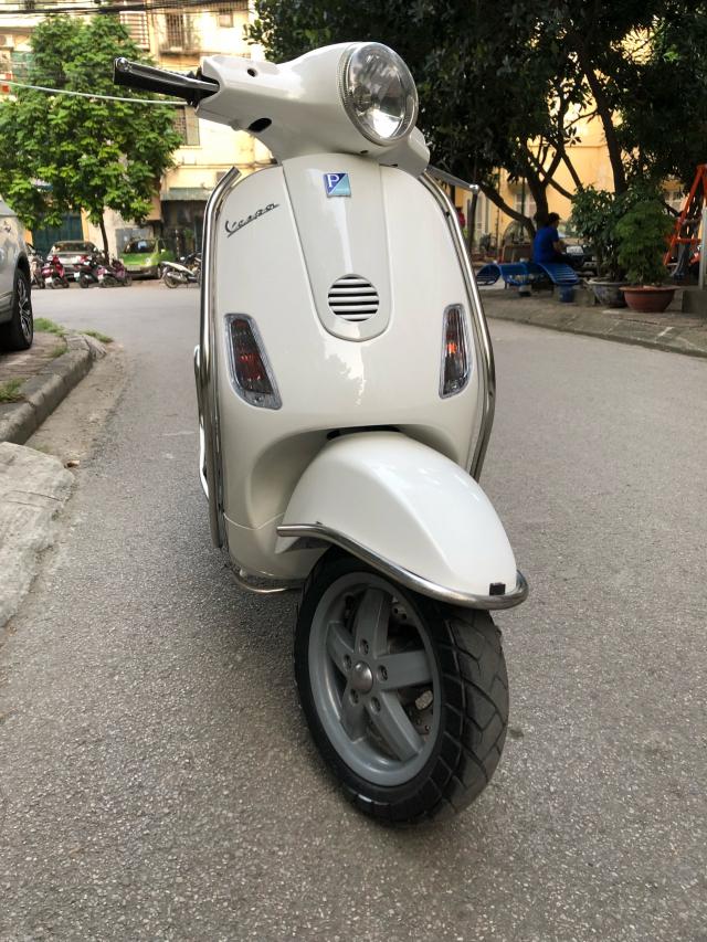 ban gap Vespa LX 125 Nhap doi cuoi 2016 italia bks 29Y 56989 so khoa tuM Trang rat moi nu cchu b - 3