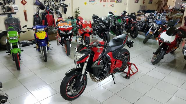 Ban Honda CB1000RA 2016HQCNABSHISSHonda YODO 12KSaigonSo dep 8 nut 79 - 8