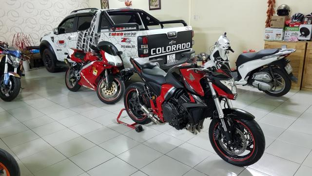 Ban Honda CB1000RA 2016HQCNABSHISSHonda YODO 12KSaigonSo dep 8 nut 79 - 10