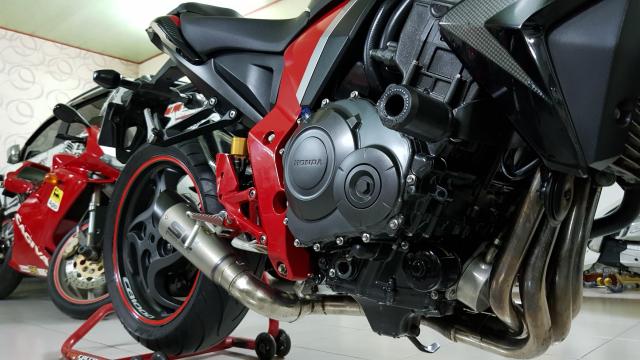 Ban Honda CB1000RA 2016HQCNABSHISSHonda YODO 12KSaigonSo dep 8 nut 79 - 14