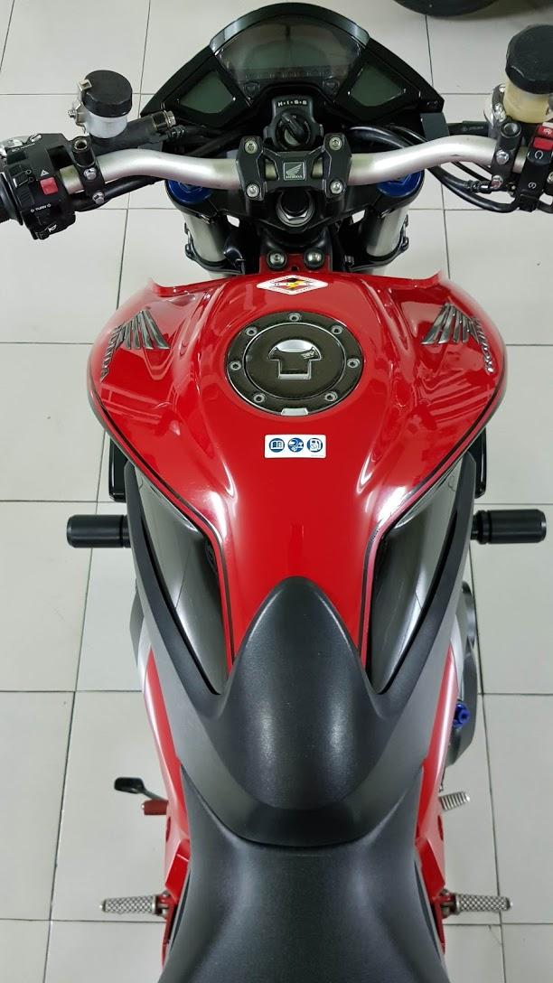 Ban Honda CB1000RA 2016HQCNABSHISSHonda YODO 12KSaigonSo dep 8 nut 79 - 21