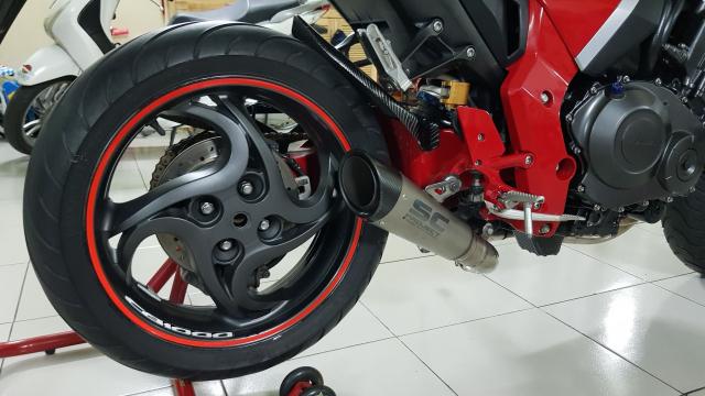 Ban Honda CB1000RA 2016HQCNABSHISSHonda YODO 12KSaigonSo dep 8 nut 79 - 25