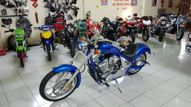 Ban Honda Fury Chopper 1300cc32018Saigon ngay chuHang doc sieu dep - 5