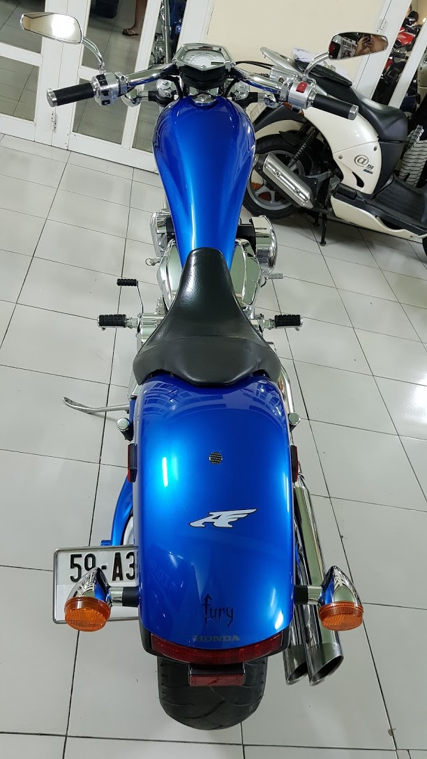 Ban Honda Fury Chopper 1300cc32018Saigon ngay chuHang doc sieu dep - 15