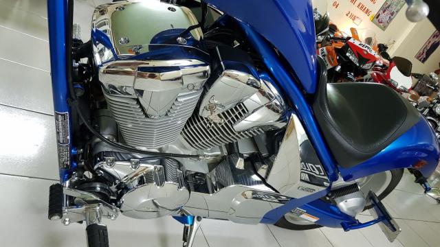 Ban Honda Fury Chopper 1300cc32018Saigon ngay chuHang doc sieu dep - 32