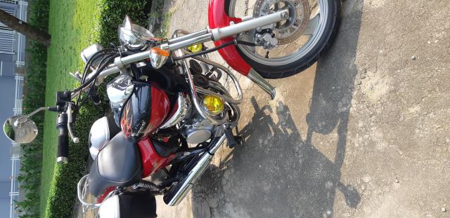 Ban mot Kawasaki boss 175cc cuc dep - 2